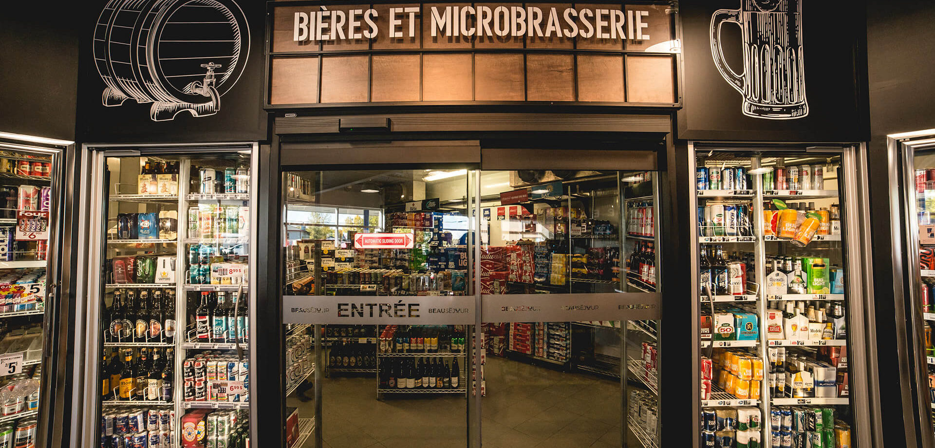 Beer and microbrewery / Bières et microbrasserie