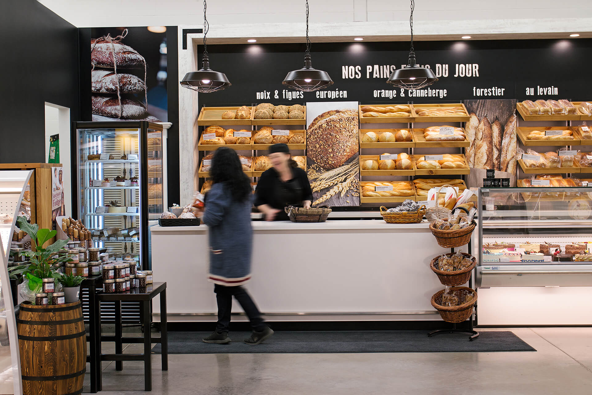 bakery - case study project