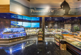 Fish shop / Poissonnerie